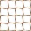 Siatki Szczecin - Ochronna siatka na schody Siatka z drobnym oczkiem o wymiarach 4,5 x 4,5 cm i grubości siatki 3 mm doskonale sprawdzi się jako ochrona na schody czy łóżeczka. Zatrzyma nawet najmniejsze przedmioty, a przede wszystkim będzie ochroną dla dzieci, jak i dorosłych przy stromych schodach czy łóżkach piętrowych bez dodatkowych zabezpieczeń. Mocna, trwała i solidna siatka polipropylenowa wytrzyma wszelkie silne naprężenia bez uszkodzenia swojej struktury. Nie zerwie się i nie ulegnie rozpleceniu nawet przy rzucie ostrym przedmiotem.